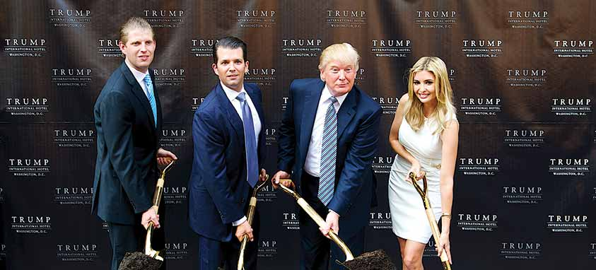 Donald Trump property investments